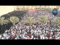 Bahrain revolutionaries return to the streets again in protest rally - All Languages
