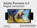 Adobe Premiere 6 5 Transitions - English