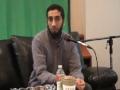 Muslim Teenagers - Nouman Ali Khan - English
