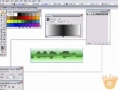 Vector Glassy Gel Button in Illustrator - Tutorial - English