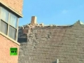 Video: Moment of DC, Virginia earthquake caught on CCTV - Aug 24, 2011 - All Languages