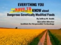 Everything you have to know about dangerous genetically modified foods-English