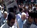 [Quds Day 2011] Protest in Qazvin, Iran - All Languages