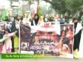 Al - Quds Rally Coverage from Lahore - Urdu