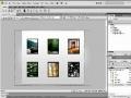 Simple Thumbnail Gallery Webpage Dreamweaver Tutorial - English