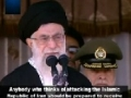 COMMANDER-IN-CHIEF Warns Enemies Against Military Threats - 10 Nov 2011 - Farsi sub English