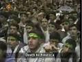 Why Say Death to America? - Farsi sub English