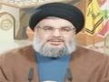 خطاب السيد حسن نصر الله - المولد النبوي الشريف - 1/3/2010 - Arabic