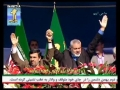 Ismael Haniya & Dr Ahmadi Nejad [11 Feb Celebrations] - All Languages