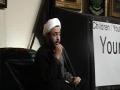 يوم حسين ع  2008 Aim of Imam Hussain by Mowlana Abu Jaffar of Sunday School Hussaini Calgary– English