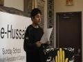 يوم حسين ع  2008   Speech by Aziz Raj of Sunday School Hussaini Calgary– English