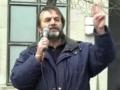 [NO WAR ON IRAN] - Br. Ali Mallah  - Rally in Toronto 04 Mar 2012 - English