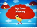 Kids Animated Song - My Dear Mummy -  English