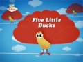 Kids Animated Song - Five Little Ducks -  English