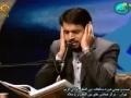 Qasim Moghaddami Won First Prize at 29th Intl Quran Conference - Arabic