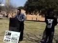 Gaza Protest Part 3 - Austin US - English