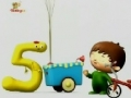 Charlie And The Numbers - NUMBER 5 - English
