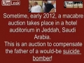 [Must Watch and Forward to everyone] AUCTION FOR SUICIDE BOMBER in SAUDIA for SYRIA - Arabic Sub English