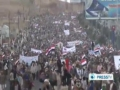 [14 Aug 2012] Yemeni people call for end of US Saudi Arabia intervention ‎- English