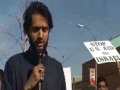 [AL-QUDS 2012] Saint Louis, MO USA : Maulana Hasan Rizvi speech and 12 point resolution - English