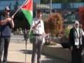 [AL-QUDS 2012] Calgary : Speech by Master Bilal - English