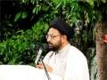 Shaheed-e-Khamis Baqer as Sadr Seminar 2012 - Moulana Syed Taqi Raza Abedi Sahab -  Urdu