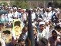 تجمع بزرگ حوزویان دردفاع ازپيامبراعظم Qom Clerics Students Protest Offensive Film Farsi