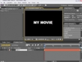 [After Effects Tutorial] Text Blur Titles - English