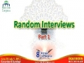 [MC-2012] Random Interviews 01 - Muslim Congress Conference 2012 - English