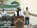 [Yume Mustafa SAWW] Speech - University of Karachi - 16 October 2012 - Urdu