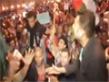 [16 Nov 2012] Thousands of Egyptians rally in Tahrir square in support of Gaza - English