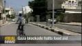 Food and Water Blockade in Gaza by Israel - English