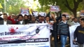 Protest by Indian youths against Shia Genocide - 19 January 2013 - Urdu