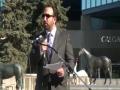 [Calgary – Protest Shia Genocide] Speech By Br. Ali Dogar - English