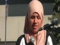 [Calgary – Protest Shia Genocide] Speech By Sister Rabia - English