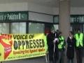 Toronto Protest Shia and Sunni Killings in Pakistan - English