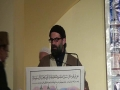 Must Watch [Calgary–Unity Conference by ISCC] Speech By Molana Hasan Mujteba Rizvi - English