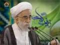 [15 Mar 2013] Tehran Friday Prayers آیت اللہ جنّتی - خطبہ نماز جمعہ - Urdu