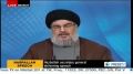 *Important* Full speech by Syed Hasan Nasrallah on 30 April 2013 - [ENGLISH]