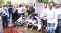 [17 May 13] Kenyans protest against MP\\\\\\\'s call for pay rise - English