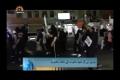[18 May 13] Bahrain in Protest against Al-Khalifa Attack on Shaikh Isa Qassim House - Urdu