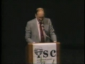 1989-Debate Panel on Israel, Zafar Bangash, Norman Finkelstein and Wolf Blitzer part 1 - English