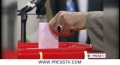 [14 June 13] Leader casts early votes in Iran polls - English