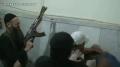 Video Surfaces of Salafist Sheikh Ahmad al-Aseer Beating Up Defenseless Lebanese Man - Arabic
