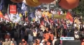 [12 July 13] Brazilians stage fresh rallies in National Day of Fight - English