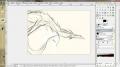 GIMP - Speed painting Dragon - English