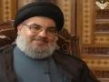 [14 August 2013] Sayed Nasrollah | لقاء السيد حسن نصر الله على قناة الميادين - Arabic