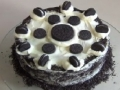Oreo Cookies and Cream Chocolate Cake - English