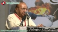 [22 July 2013] International Palestine solidarity conference - Speech Muzaffar Hashmi - Urdu