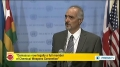 [12 Sept 2013] Syria says it is now a full member of the international treaty prohibiting chemical weapons - English